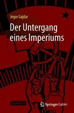 Der Untergang Eines Imperiums by Jegor Gajdar (2015, Hardcover)