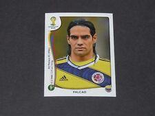 202 RADAMEL FALCAO MONACO COLOMBIA PANINI FOOTBALL FIFA WORLD CUP 2014 BRASIL