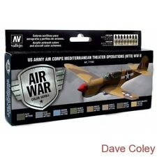 AV Air Wars 71183 US Army Air Corps Mediterranean Theatre Operations MTO WWII