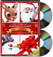 The Original Christmas Classics Anniversary Collector's Edition DVD Set 7stories
