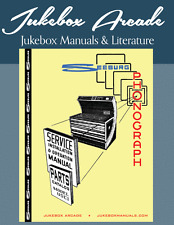 Seeburg Usc1 Jukebox Service & Parts Manual , Installation & Operation, Brochure