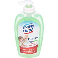 Lysoform Sapone Protezione Mani Fresh 250 Ml