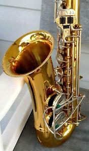"SELMER 1973 ""Bundy"" Alto Sax in Very Good Condition with Nice Original Case"