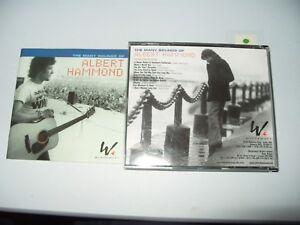 Albert Hammond The Many Sounds Of Albert Hammond 3 cd box Set 2001 Nr Mint +(F4)