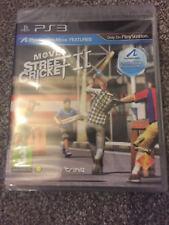 Mover Street Cricket II PS3 (Totalmente nuevo/sellado) PS mover