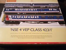 Hornby OO R2947  4VEP in NSE livery   TC