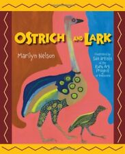 Ostrich and Lark