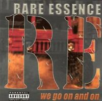 Rare Essence - We Go On and On [New CD]