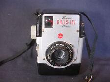 Old Vtg Collectible Kodak Brownie Bulls-Eye Box Camera Photography