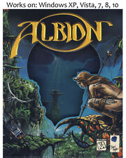 Albion 1995 PC Game