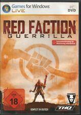 Red Faction: guerrilla (PC sólo el Steam key descarga código) no DVD, sólo Steam