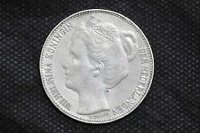 Netherlands 1898 2½ Gulden (P. Pander) Silver Coin ( Weight : 24.89 g ) C158