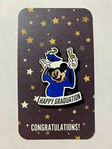 Disney Fantasy Pin Graduation Mickey Mouse Pin Trading Disneyland Walt Disney