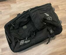 Vintage Syn Paintball Rolling Travel Gear Bag Jt Dye Empire Planet Eclipse