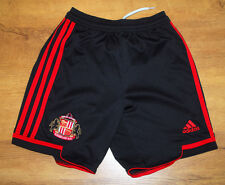 adidas Sunderland 2012/2013 home shorts (For height 140cm)