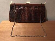 Clutch Vintage Metallic Handbags