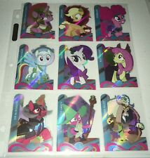 2017 My Little Pony - Enterplay Series 4 Master Set! w/ BronyCon Exclusives!!