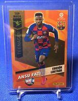 Ansu Fati Limited Edition. Top Mega Teenager. F.C. Barcelona. MGK 2020-21