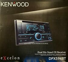 NEW Kenwood DPX594BT Double DIN Bluetooth In-Dash CD Car Stereo Receiver