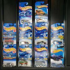 Mattel Hot Wheels Lot Of 10 New In Original Packaging Batmobile Mercedes, More.