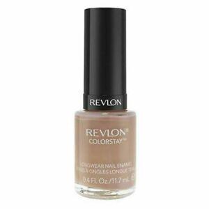 Revlon Colorstay Long Wearing Nail Enamel Nude Beige