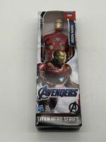 Marvel Avengers: Endgame Titan Hero Series Iron Man 12-Inch Action Figure NEW