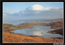 BT18237 fishing boats on loch inver lochinver ship bateaux sutherland   scotland