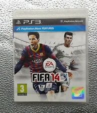 FIFA 14  (Sony PlayStation 3, 2013) TESTED WITH FAST AND FREE P&P