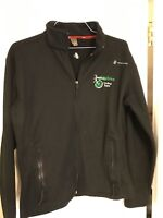 Hincapie Men's Tour GLOBALBIKE Cycling Team Jacket SOFT WARM Men's S Black