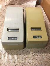 Verifone Ruby Sapphire Thermal Printer Dpu E247 Jurnelfor Parts Set Of 2