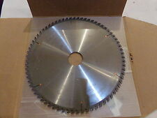 AMANA TOOL 420mm/72T TCG Panel 60mm bore Saw blade PART # DT420T721-60A - NEW