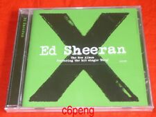 Ed Sheeran X Feat. Sing & Thinking out Loud CD