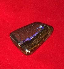 Unisex Halsketten & Anhänger mit Boulder Opal Edelsteinen echten
