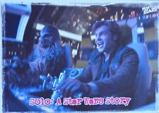 STAR WARS - Star Card - Foto Karte Mini Poster Clippings Fan Sammlung Solo NEU