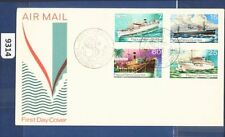 Ships, Boats Papua New Guinean Stamps