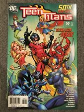 DC Comics Teen Titans # 50 VF-NM