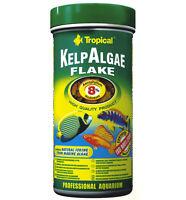 TROPICAL Kelp Algae Flake  Flake food for everyday feeding of all aquarium fish
