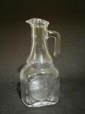 Vintage Greek Ouzo 12 Glass Pitcher