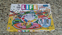 The Life of Game - The Simpsons Edition #01 - 2004 Milton Bradley - Collector!