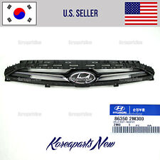 GRILLE FRONT BUMPER (GENUINE) 863502M300  HYUNDAI GENESIS COUPE 2013-2016