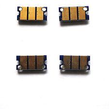 4pcs Toner Reset Chip for Konica Minolta Bizhub C200 C203 C253 C353 C210