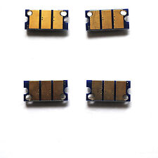 4pcs Toner Reset Chips for Konica Minolta Bizhub C200 C203 C253 C353 C210