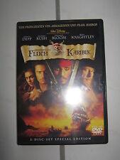 """DVD """"Fluch der Karibik"""" in der 2-Disc-Special Edition !!!"""
