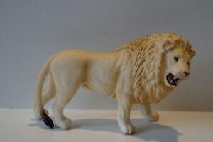 Schleich 82949 Exclusive weißer Löwe white lion Raubtier Wild Life Sonderedition
