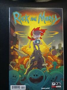 RICK AND MORTY 1 BAM VARIANT