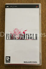 FINAL FANTASY II - PSP - PAL ESPAÑA - 2 20TH ANNIVERSARY