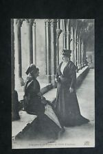 Postcard Antique Animated Arles - Arles to Cloister Of
