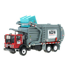 1:24 Scale Car Diecast Material Transporter Garbage Truck Vehicle Model Toys