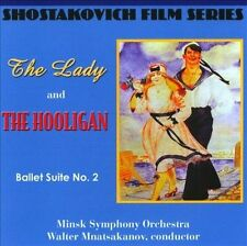 Film Series: Lady & The Hooligan / Ballet Suite 2, New Music
