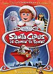 Santa Claus Is Comin to Town NEW DVD FREE SHIPPING!!!